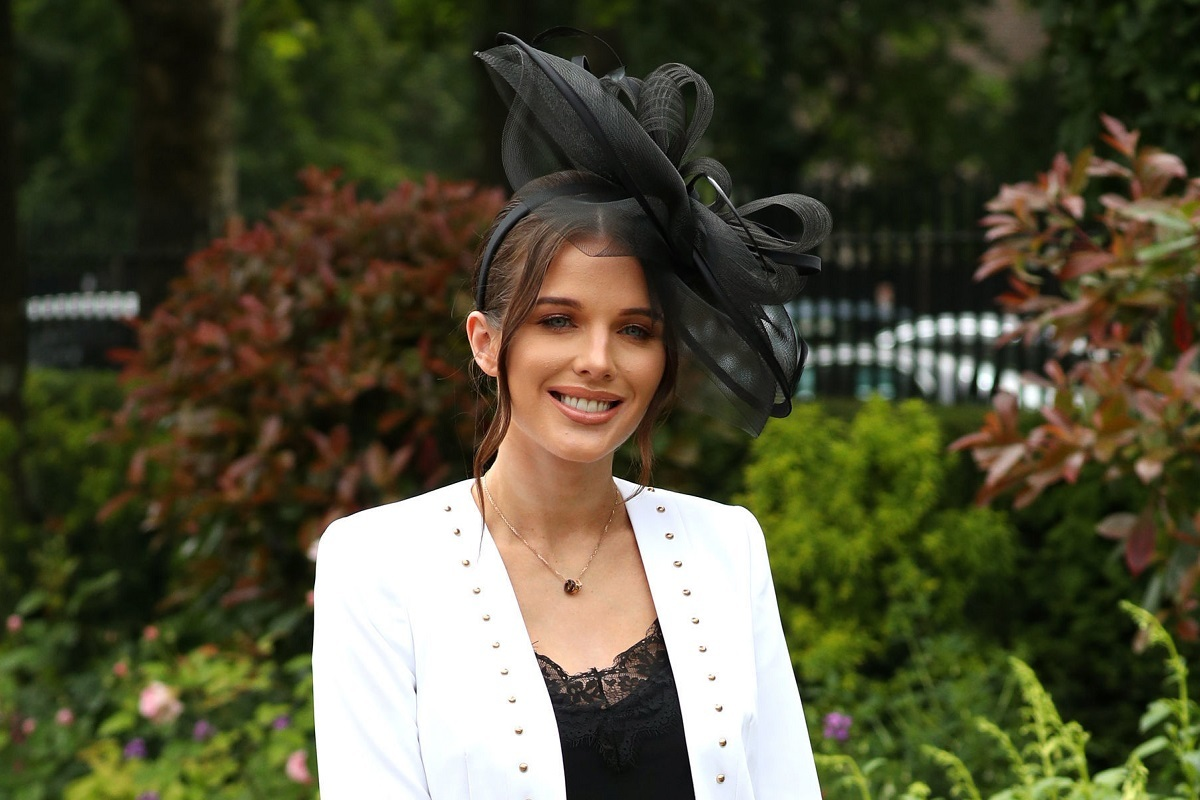 Bolton actress Helen Flanagan on excitement ahead of Royal Ascot