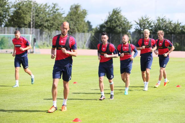 Pre-season training should begin in a week - but the players are still unsure when they need to turn up