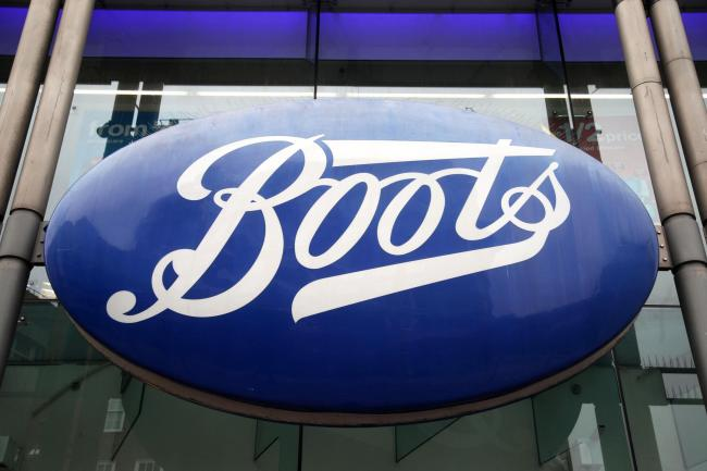 File photo dated 29/05/18 of a branch of Boots on Oxford Street, central London, as the retail giant has vowed to ditch plastic bags in all its stores by next year, replacing them with paper ones. PRESS ASSOCIATION Photo. Issue date: Monday June 24, 2019.