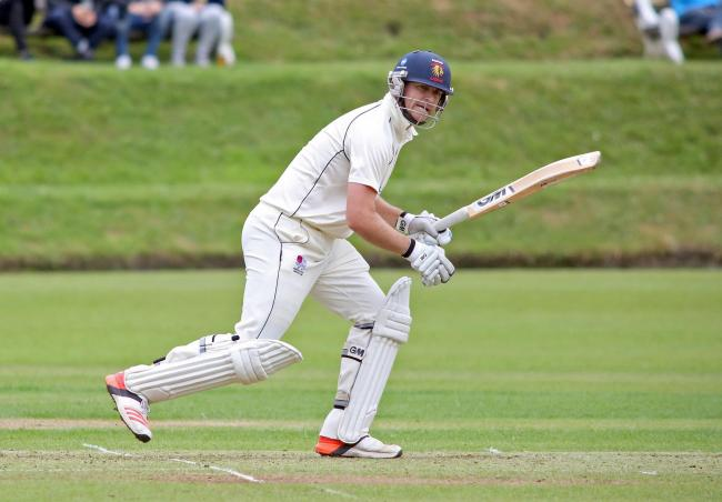 SUPPORTING ROLE: Brett Pelser made a half century for Horwich as Dan Naylor hit 119 in their T20 win against Westhoughton