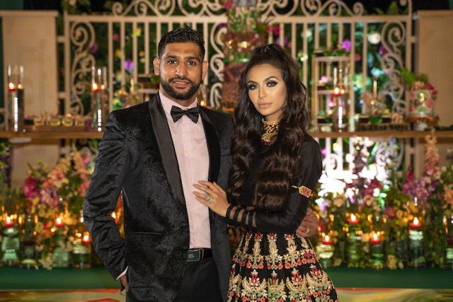 Amir Khan and Faryal Makhdoom's daughter Alayna's jungle themed party
