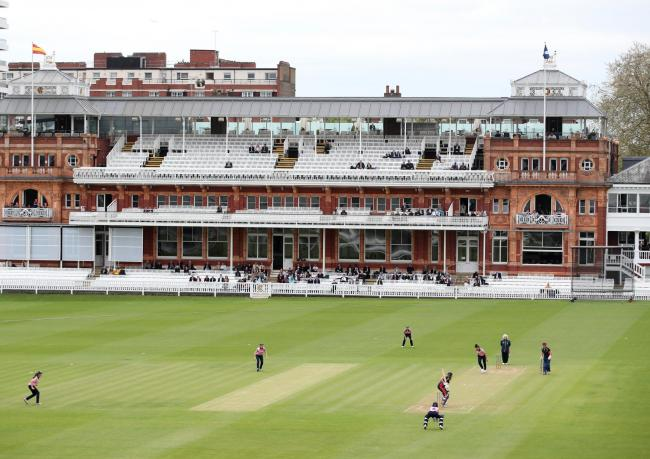 FINAL GOAL: Lord's Cricket Ground in London is the aim for Horwich RMI in the National Knockout