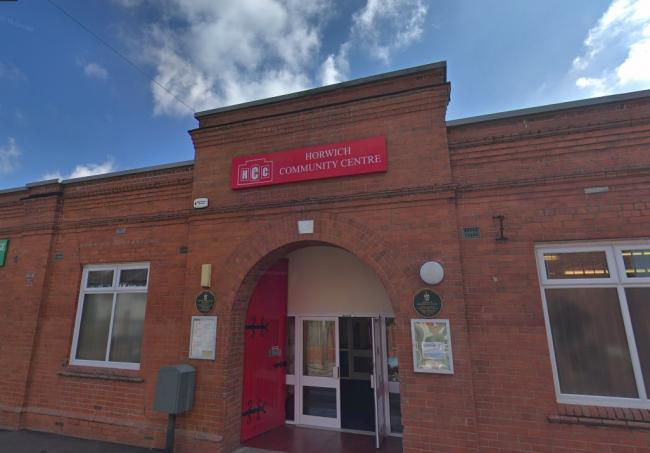 HISTORY: Horwich Community Centre