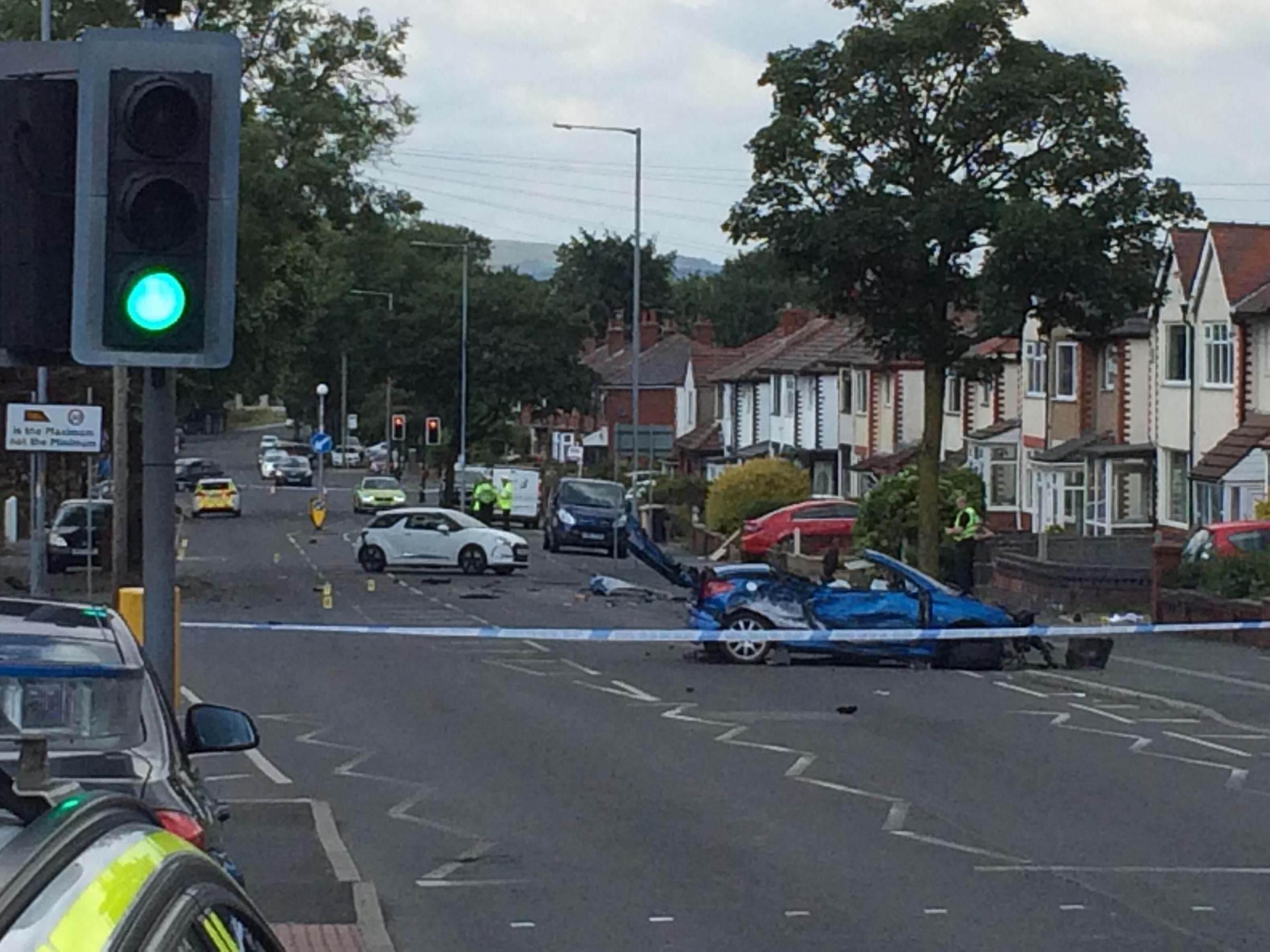 Teens Rushed To Hospital With Major Head Trauma After Crash The