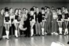 Tommy Trinder, Terry Hall with Lenny the Lion, bandleader Jimmy Dorsey and chorus girls from the Palace Theatre, Manchester, were at Walkden's Excel Bowl, when the Ovaltine Five played a challenge match against Walkden's Kingpins in 1965.