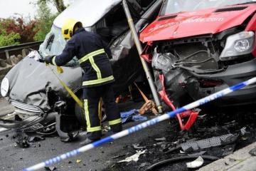 New figures reveal Bolton road where driver hit 100mph - Photo