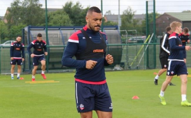Josh Magennis is one of the players who has handed in his contract at Wanderers
