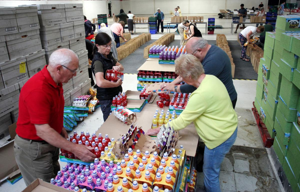 Food Banks In Bolton As Busy As They Have Ever Been The