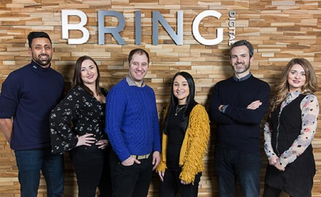 The Bring Digital team