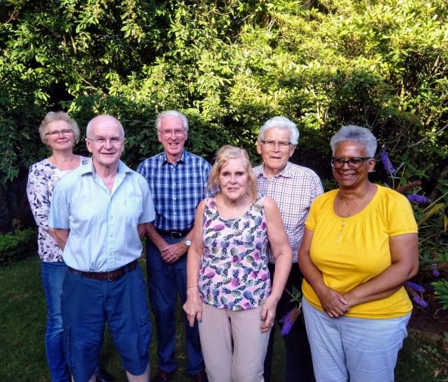 ON SONG: Bolton Cancer Voices new members, 2019