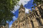Manchester Town Hall..