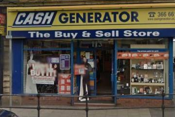 Bungee fitness centre plan for old Cash Generator store - Photo