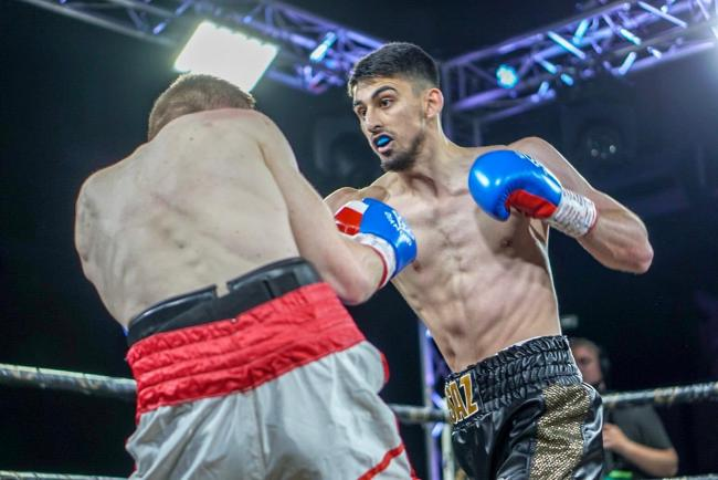 Sahir Iqbal. Picture: MTK Global