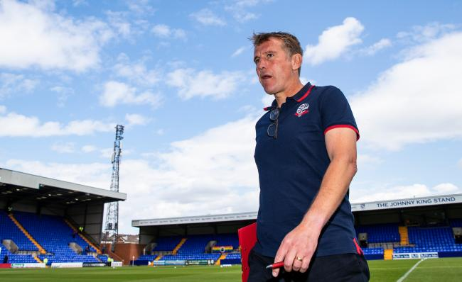 Phil Parkinson had voiced major concerns about the welfare of his younger players