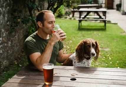 A Horwich pub is offering the paw-fect treat for dog lovers, by giving away free pints to owners who bring their four-legged friend into the pub with them on National Dog Day, Monday 26 August.