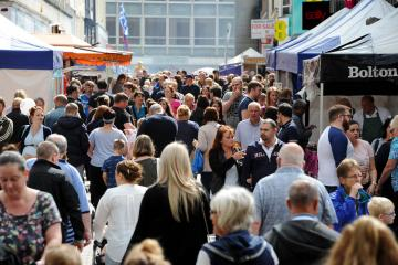 Bolton Food and Drink Festival: Guide to what's on and when - Photo
