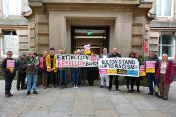 Bolton Council fails to declare climate emergency in time - Photo