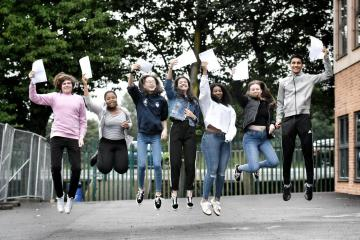 Bolton and Bury GCSE results 2019: Live updates and reaction as students collect their grades - Photo
