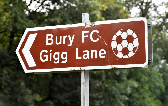 Bury FC fans are working to ensure football is played in the town next season