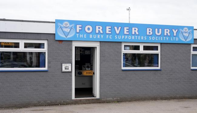 Forever Bury are fighting for the future of the Shakers