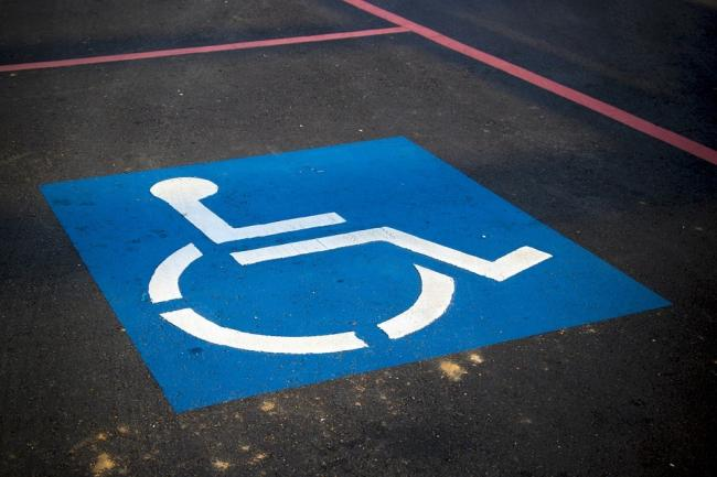 Blue Badges are easier to obtain in Bracknell Forest if you have a physical impairment than a non-visible disability, new data reveals