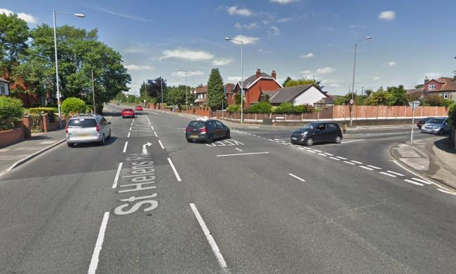 Junction of St Helens Road and Plodder Lane, Bolton. Photo: Google Maps