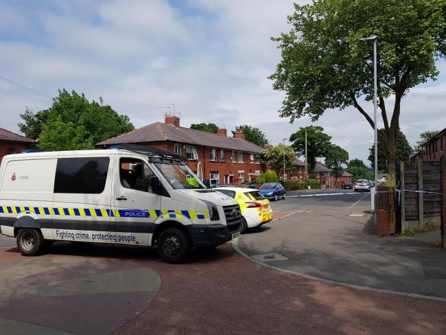SCENE: Victoria Avenue in Whitefield