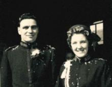 Bernard and Eileen Kelly - Critchley