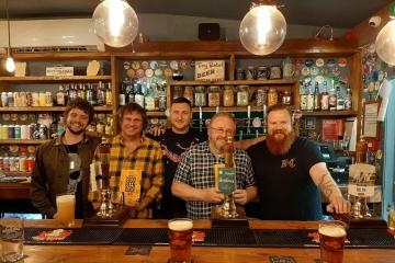 Photo related to Bromley Cross micro brewery to open new bar in Harwood