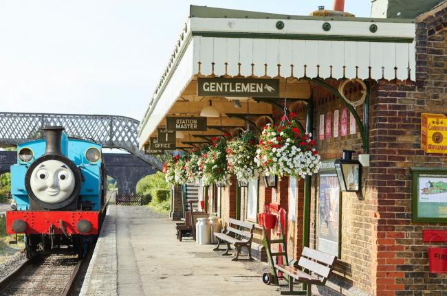 The East Lancashire Railway, is on the hunt for the nation's biggest Thomas the Tank Engine