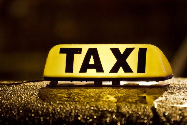 Taxi driver kissed passenger and asked 'would you like me to take you to bed?'