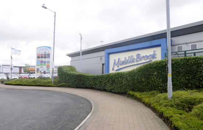 Middlebrook Retail and Leisure Park.