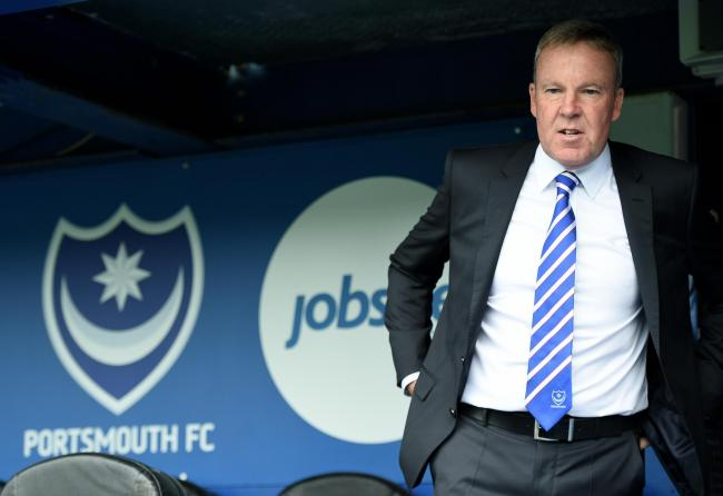Portsmouth boss Kenny Jackett has come under fire during Portsmouth's slow start to the campaign