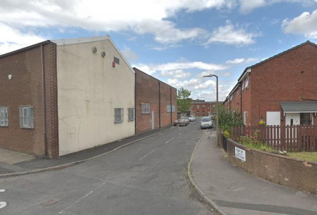 Rigby Street, Great Lever, Bolton. Photo: Google Maps