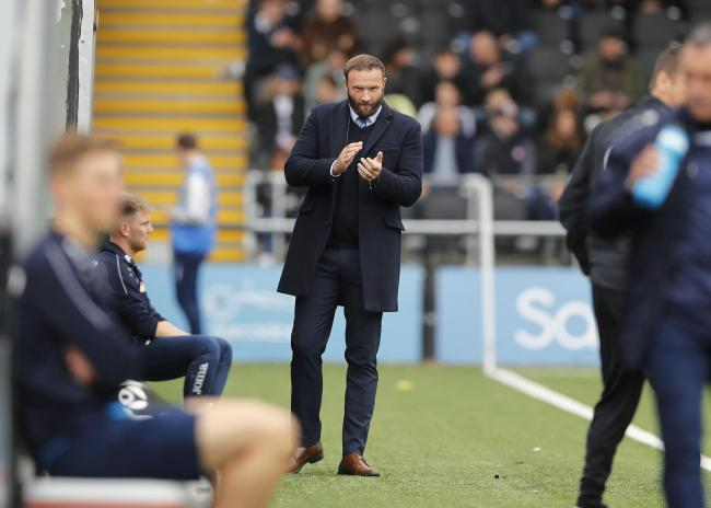 Ian Evatt is poised to become the new manager of Bolton Wanderers