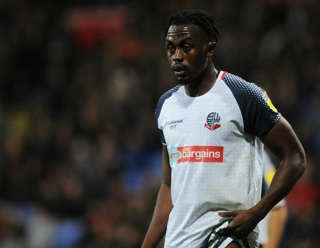 I don't see Bolton Wanderers as a step down, says Joe Dodoo