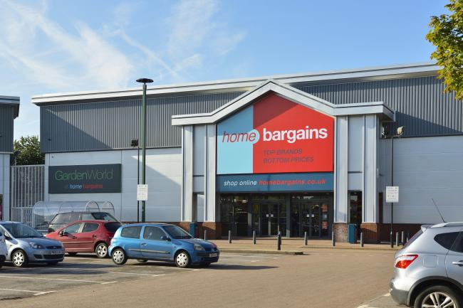 SOON: An artist's impression of the new Home Bargains store set to open at Middlebrook Retail Park