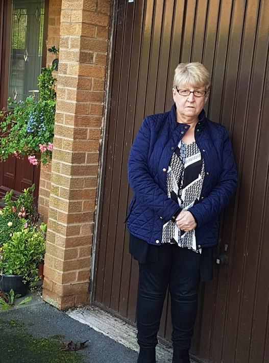 Gillian Hodkinson, 63, from Westhoughton