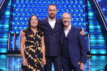Great Lever couple star in BBC One show The Wall with Danny Dyer - Photo