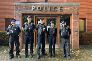 These police officers are fighting hate crime on the streets with support for victims - Photo