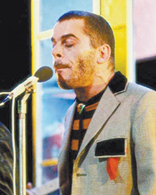 The Bolton News: CHART TOPPER: The Blockheads frontman Ian Dury, who died in March, 2000