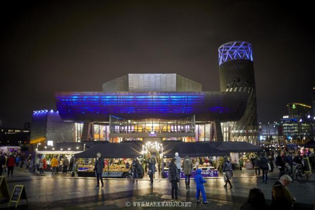 The Bolton News: Christmas Market at The Lowry