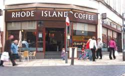 Rhode Island Coffee Knowsley Street Bolton The Bolton News