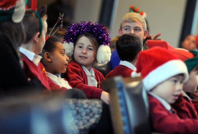 CHRISTMAS: Musical extravaganza for all the family at the Victoria Hall