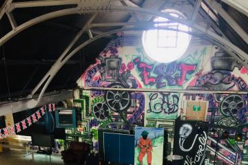 QClub launches at Harmony Youth Project - Photo