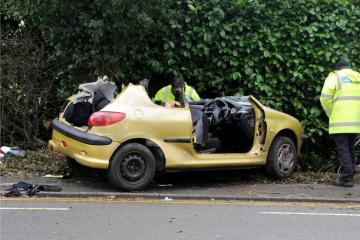 Safe Drive Stay Alive campaign aims to keep young motorists safe on roads - Photo