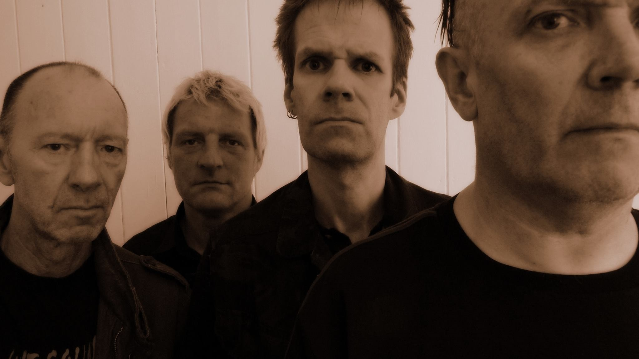 Original punk legends Sham 69 to play the Alma in Bolton - The Bolton News