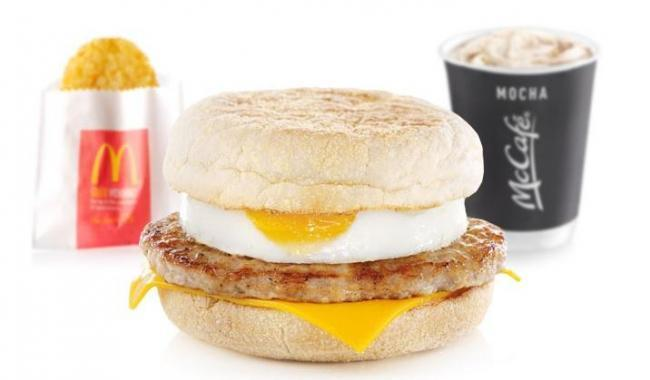 MCDONALDS: The fast-food chain is extending the time of its breakfast menu            Picture: McDonalds