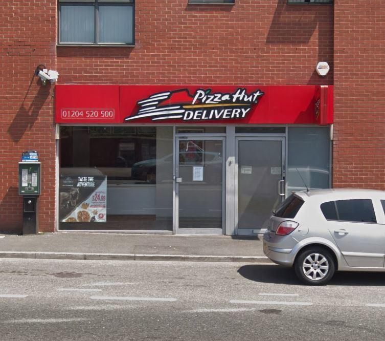 Pizza Hut Delivery Outlet Hit By Burglars And Thieves The
