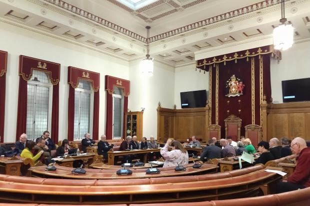 PUBLIC: Place and Health Overview and Adult Services Scrutiny Committee meeting on November 18, 2019 in which press and public were due to be excluded
